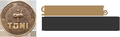 La tienda de Helados Toni Logo